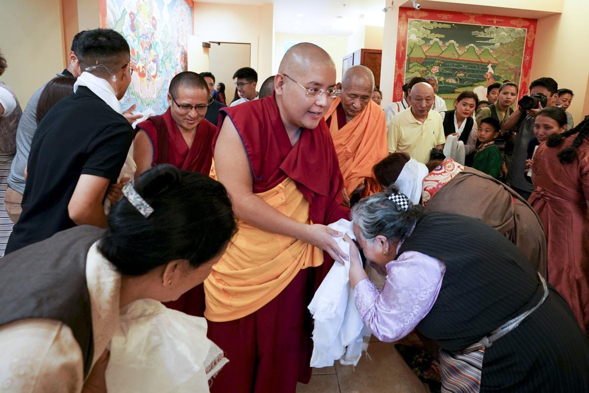 Deer Park Buddhist Center hosts Midwest Dalai Lama birthday