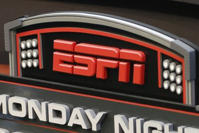 ESPN Monday Night Football, AP generic file photo