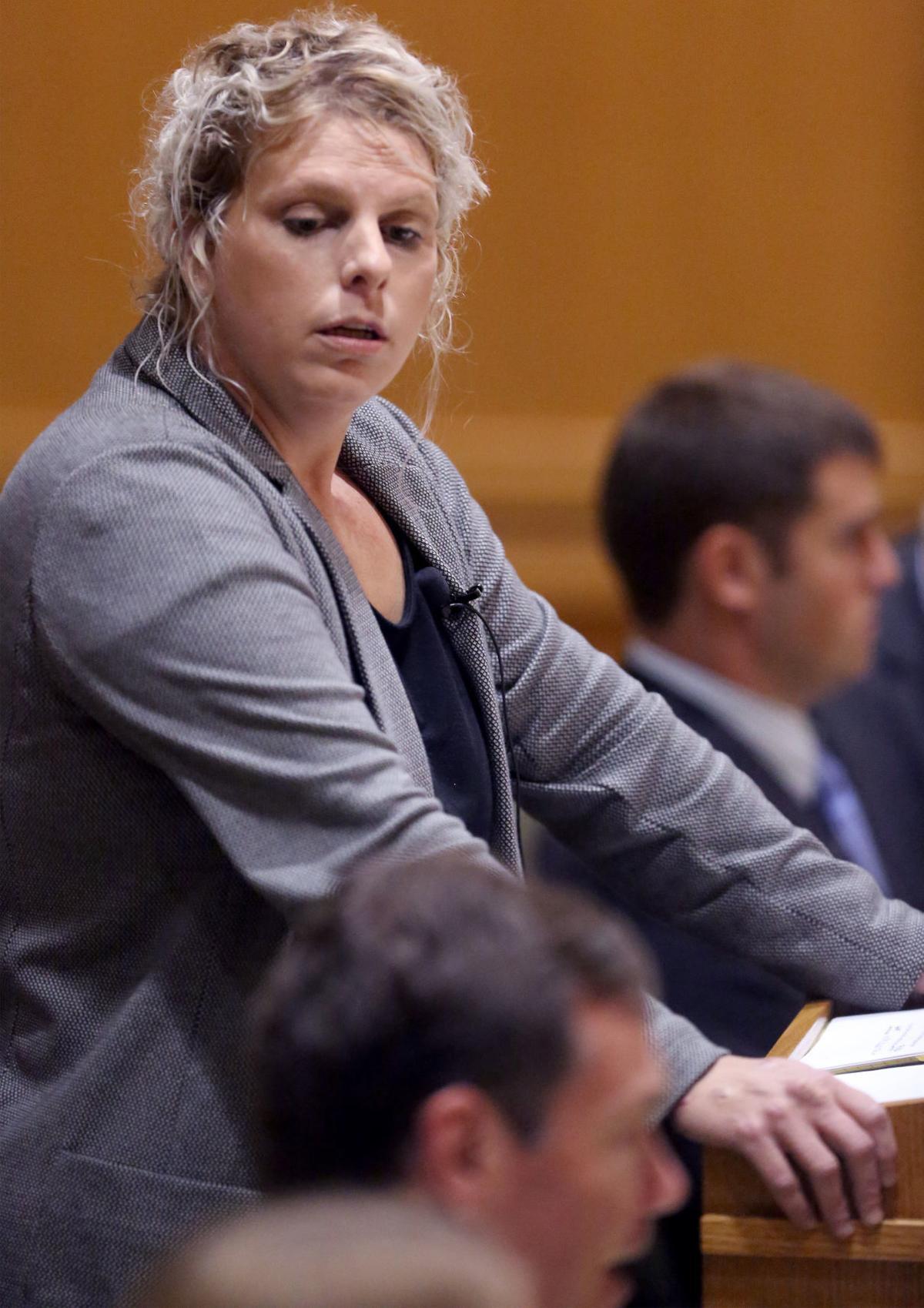 Attorney Jessa Nicholson Goetz