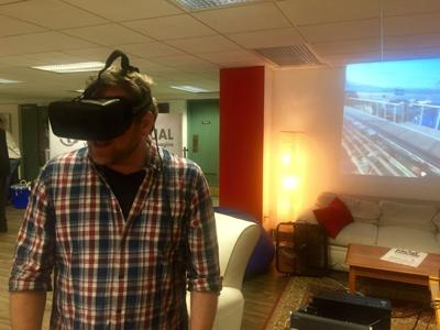 VR meetup