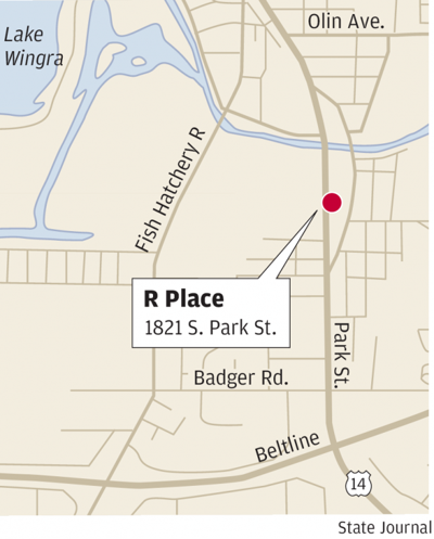 Place Locator Map Madison man is charged in shooting of man outside violence plagued