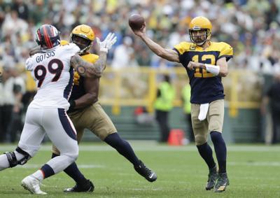 Aaron Rodgers - Packers vs. Broncos