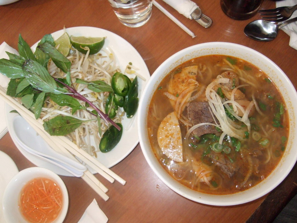 Pho at Saigon Noodles