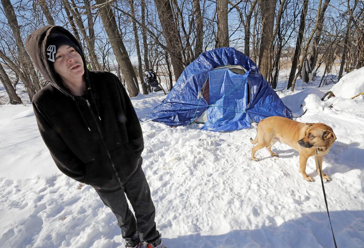 Homeless Sandlin