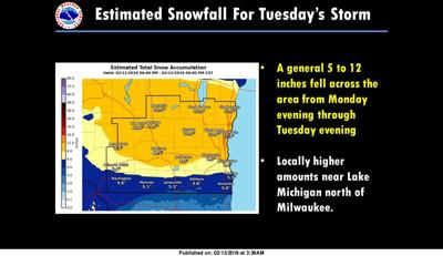 Saturday Morning Snow In Madison >> Snowfall Record For Tuesday Smashed In Madison Road Conditions