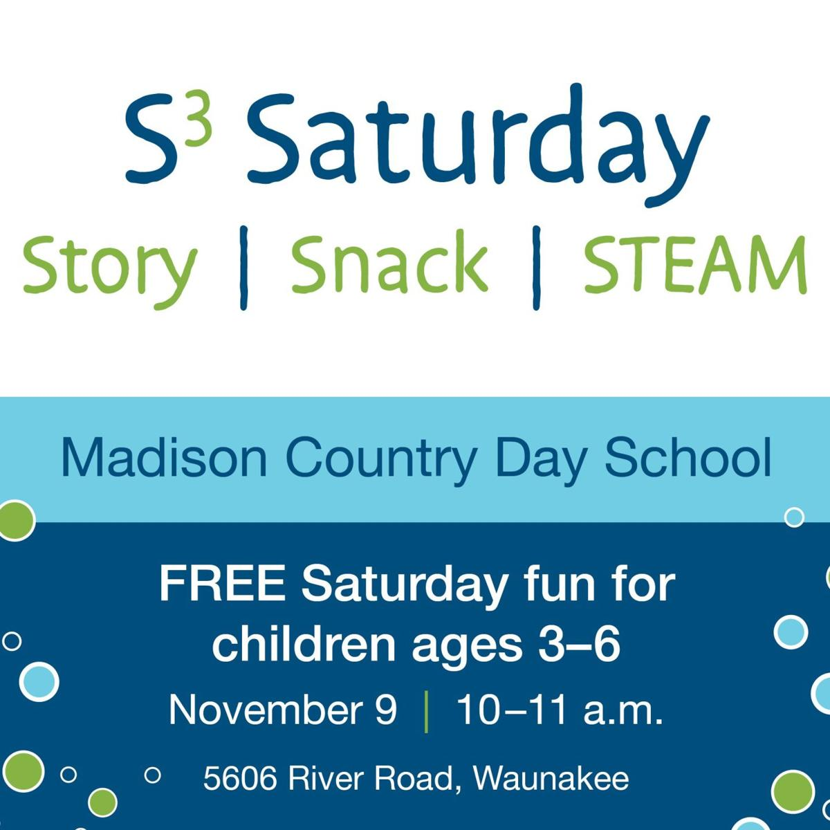 Story, Snack, and STEAM at Madison Country Day School