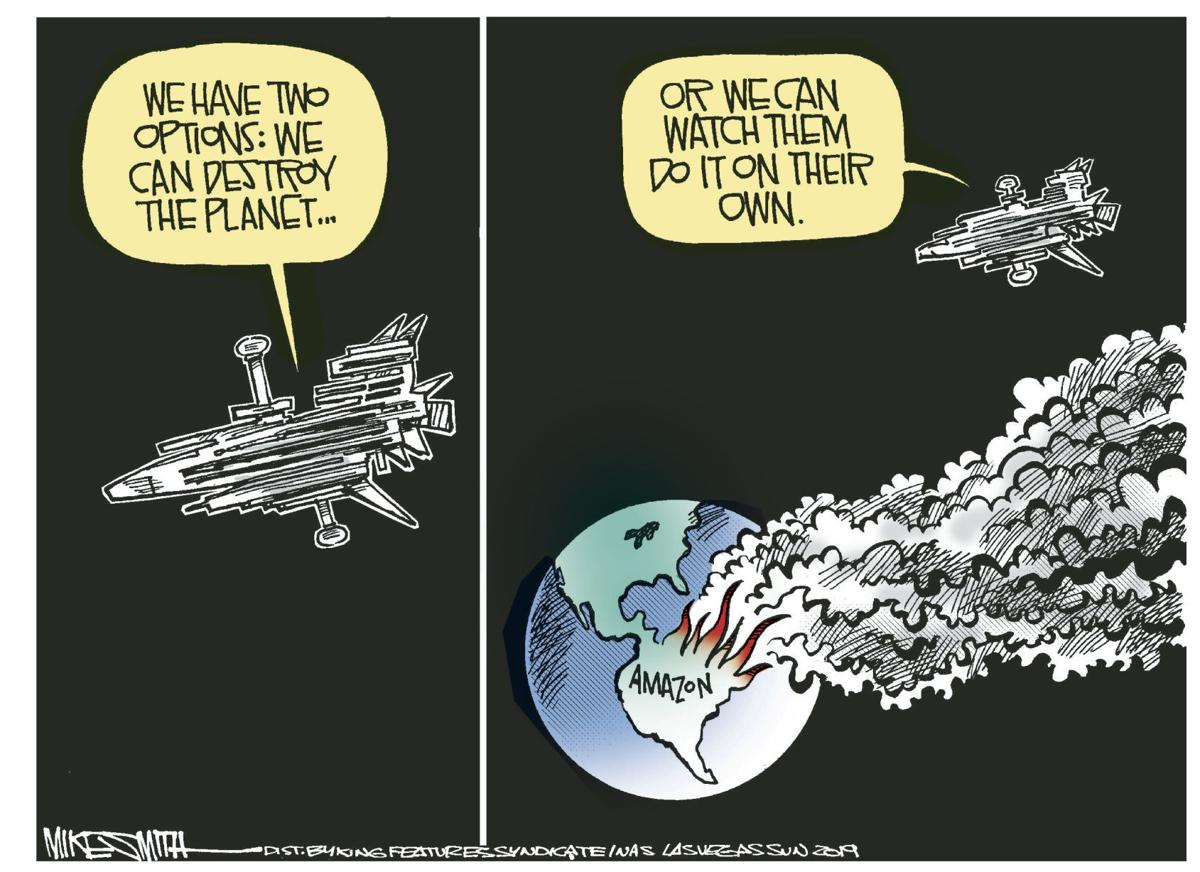 Editorial cartoon (9/5/2019)
