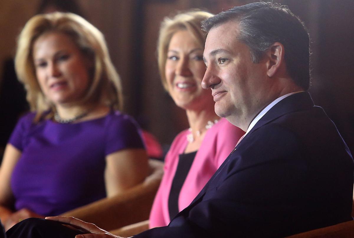 Ted Cruz leapfrogs Donald Trump in latest Marquette Law School Poll