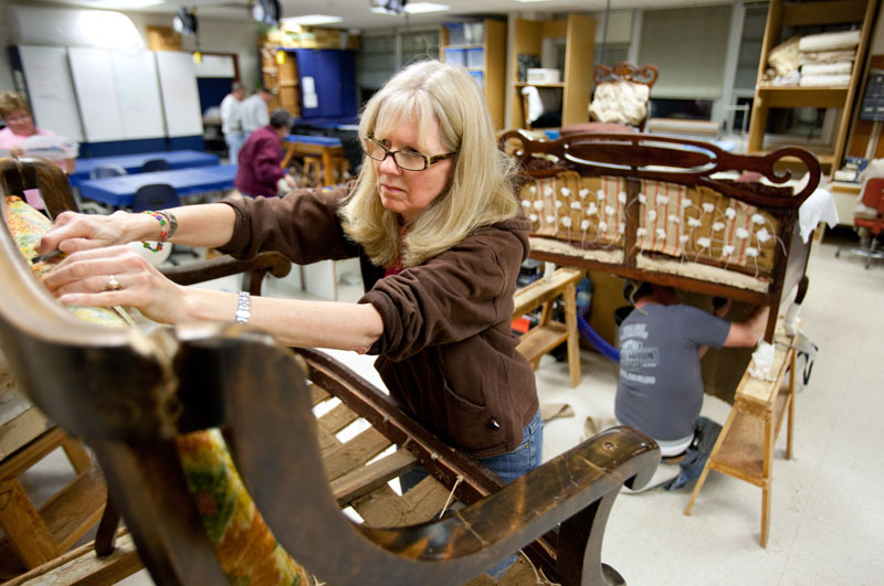 Upholstery Program Will Continue At Madison Area Technical College