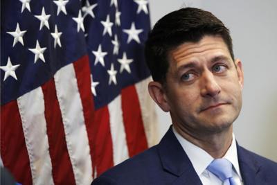 Paul Ryan mug shot