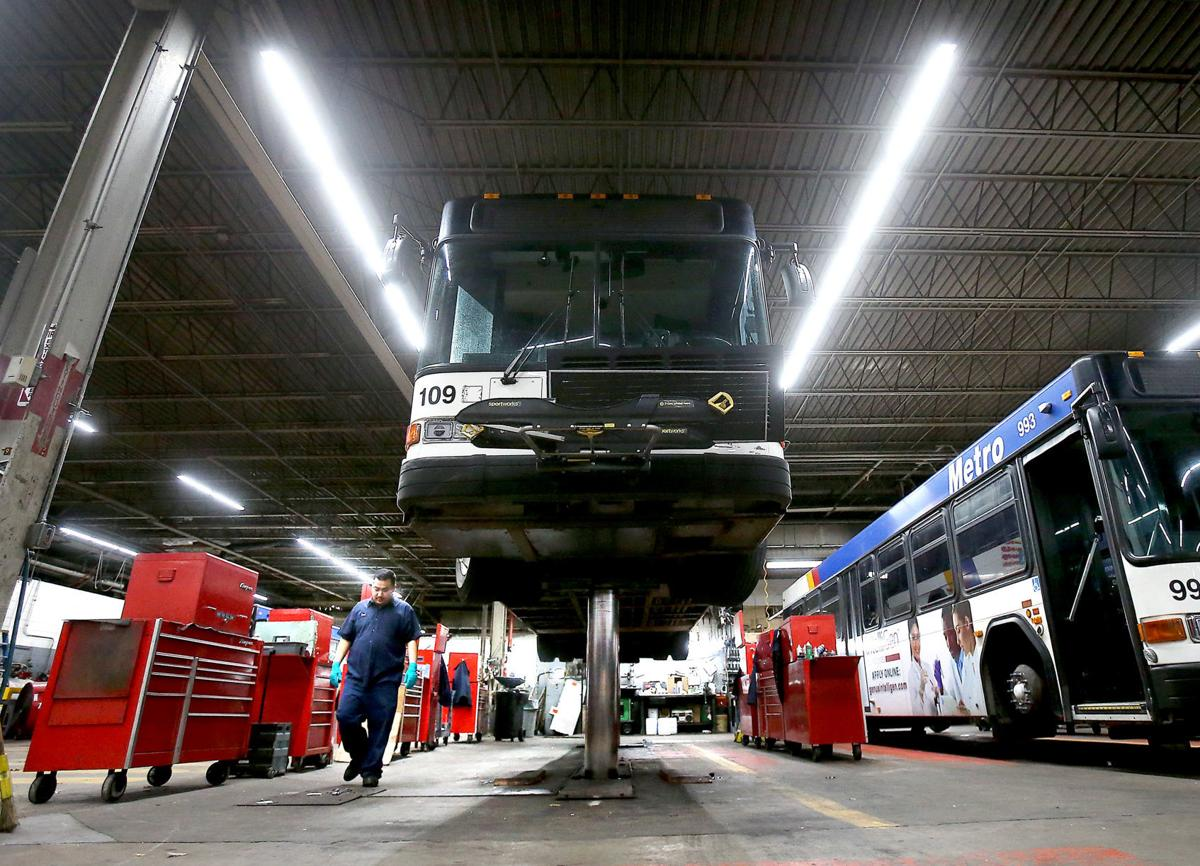 Wisconsin to spend $25.8 million of Volkswagen diesel fines on new diesel buses