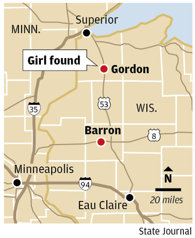 Barron map