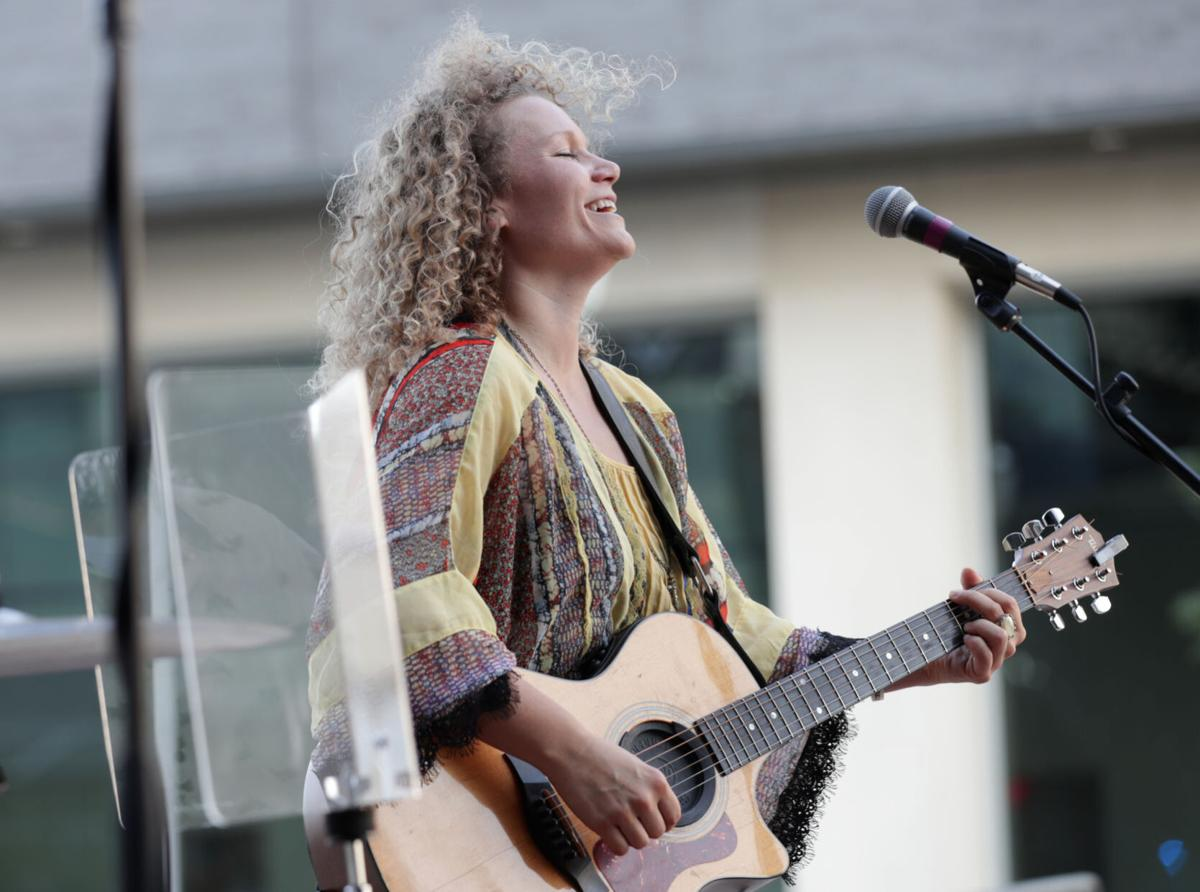 Kelsey Miles guitar