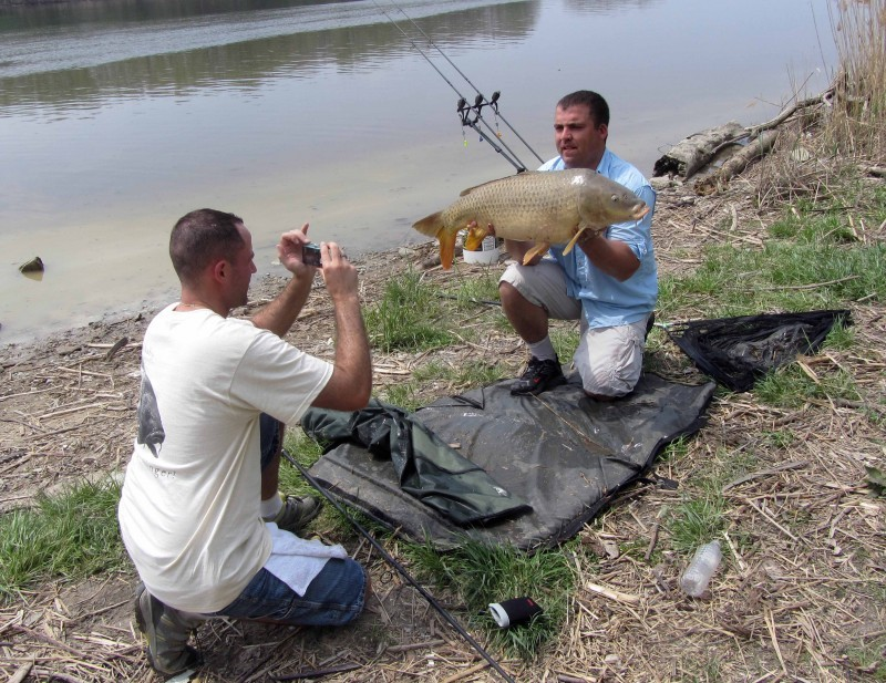 Outdoors Anglers Get Caught Up In Michigan S Carp Fishing Outdoors Madison Com