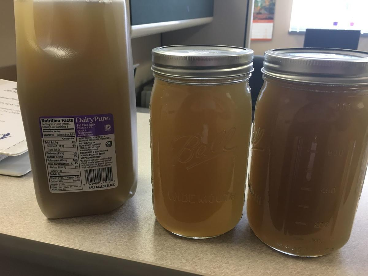 Manure-polluted tap water (copy) (copy)