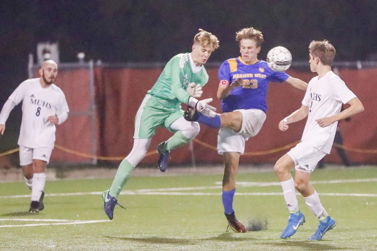 WIAA state boys soccer: Terrific effort by Madison West