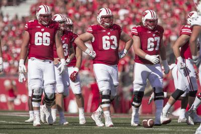 Offensive line-three All-Americans