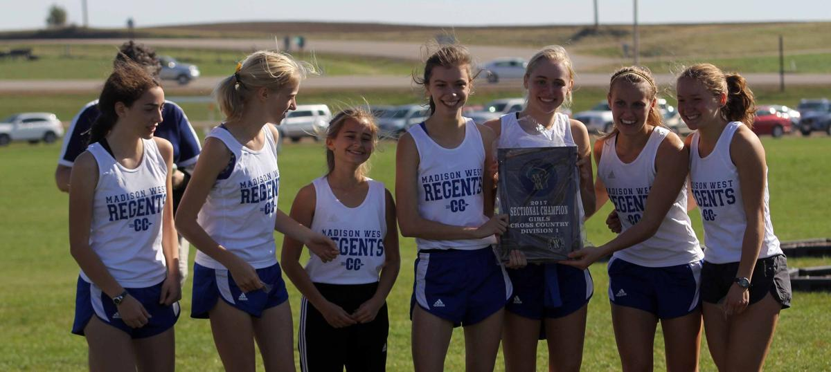 Madison West cross country