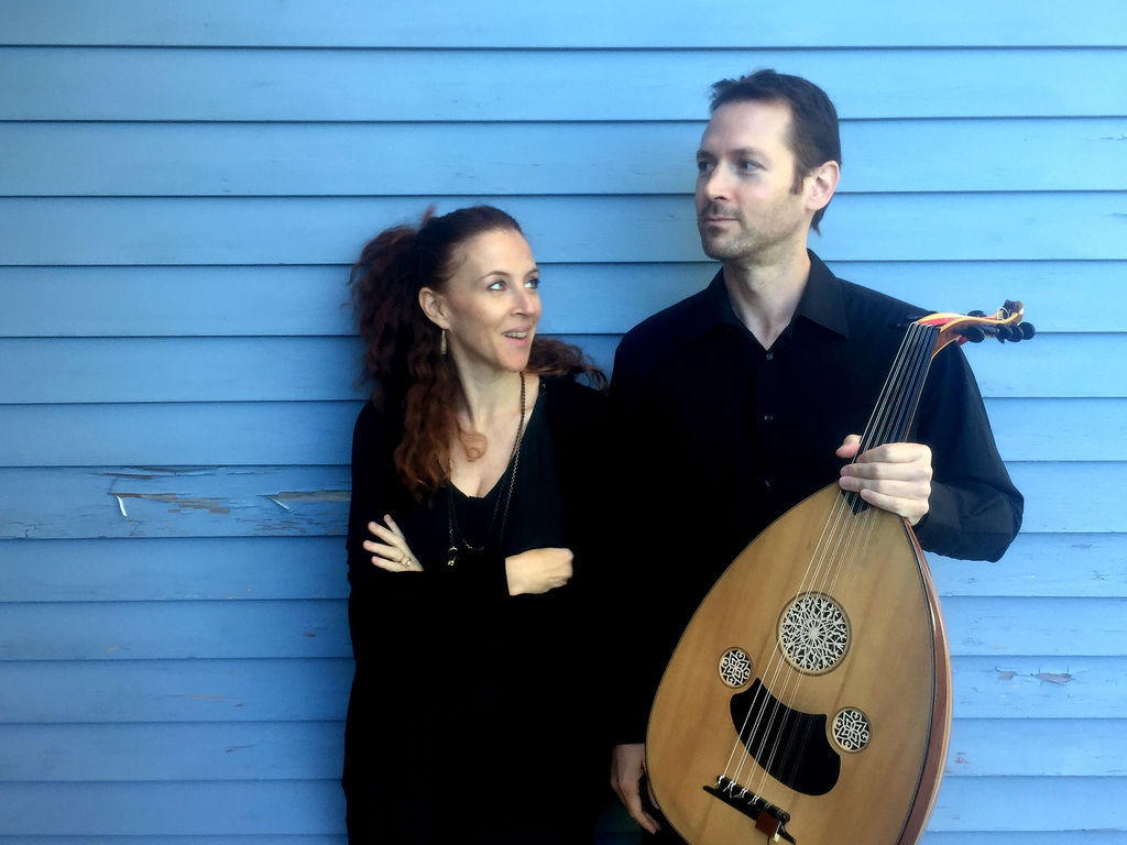 Daphna Mor and Kane Mathis Duo