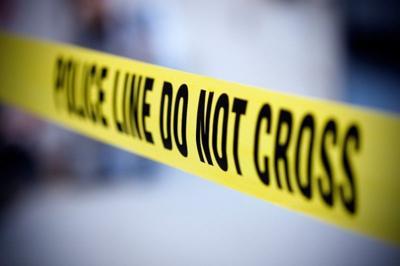 Police tape istock, generic file photo