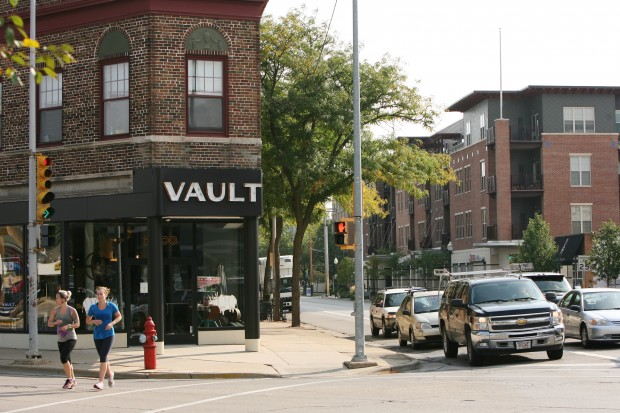 Vault at Schenk's Corners