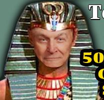 Mike Ellis the Pharaoh