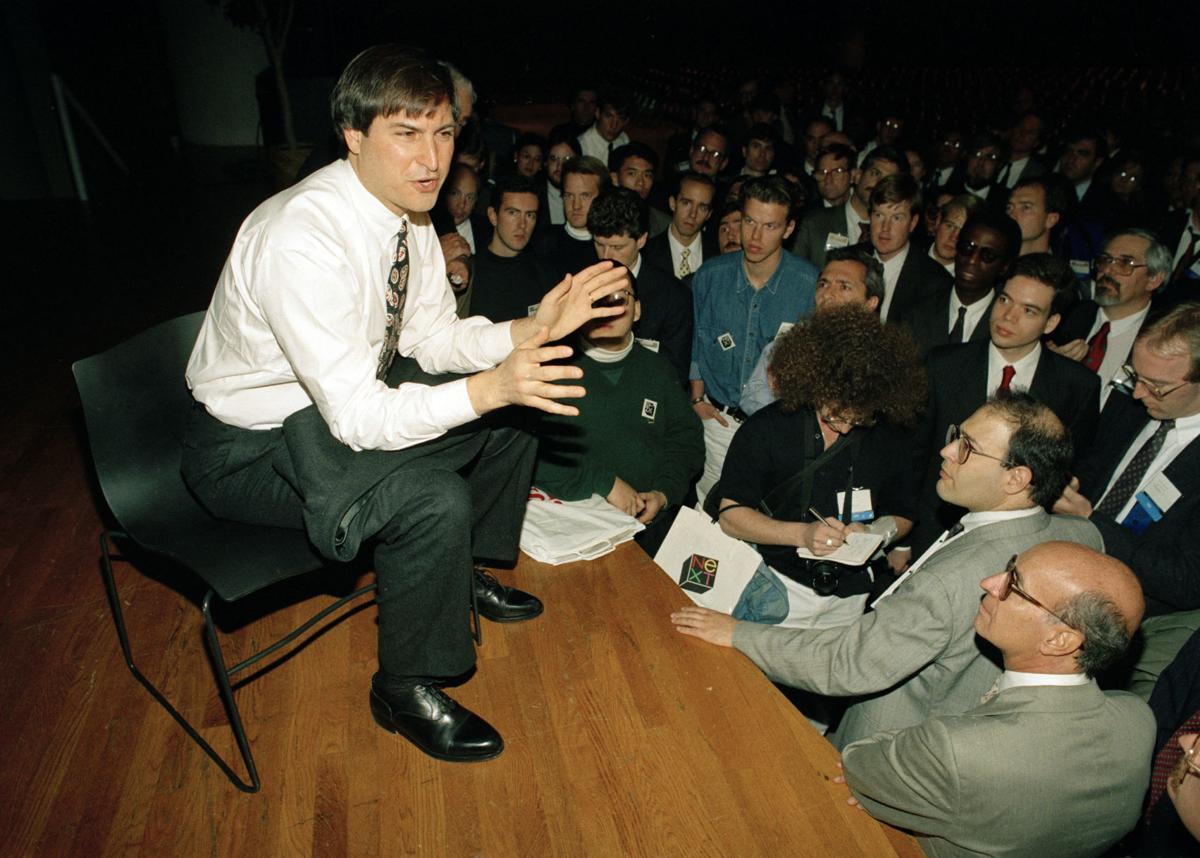 Steve Jobs 1991