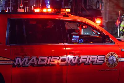 City of Madison Fire Department file photo, fire truck.jpg
