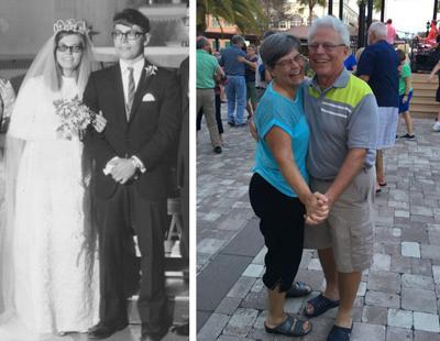 Happy 50th Anniversary, Al & Sue Phelps!