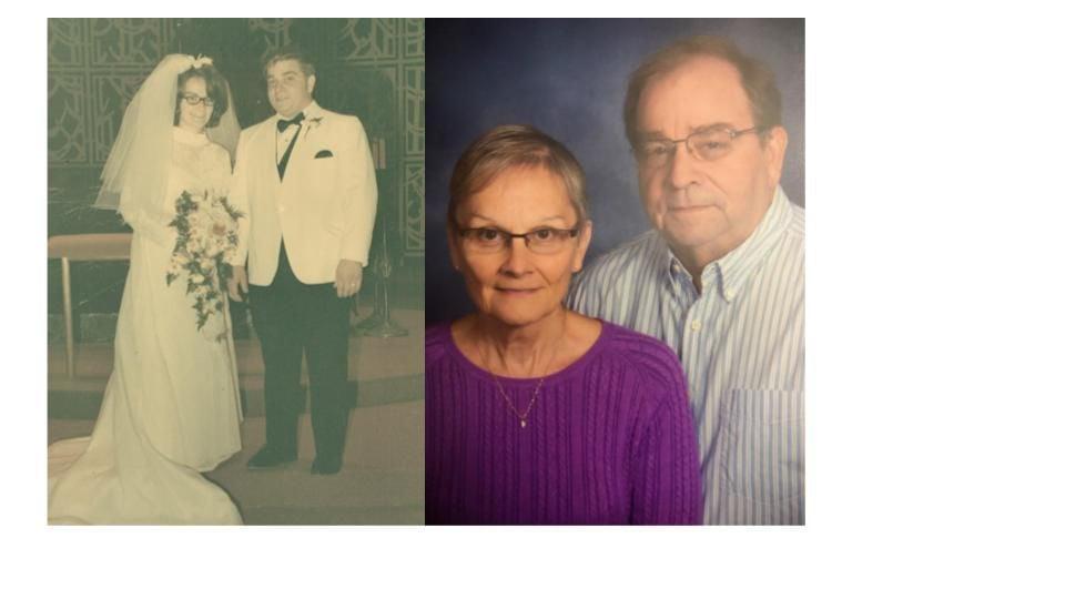 Bruce and Lyn Pauls Celebrate 50th Wedding Anniversary