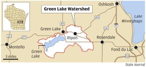 Green Lake Watershed