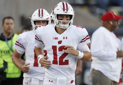 Hornibrook and Coan-passing game
