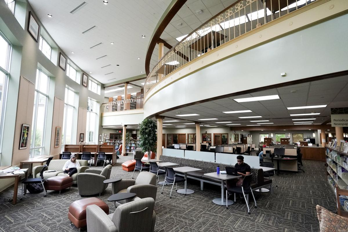 Edgewood College library 2019