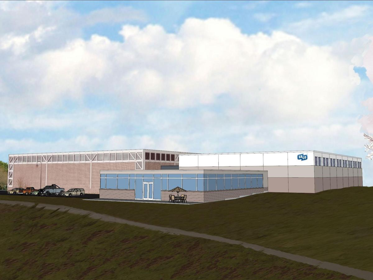 SACO Foods expansion