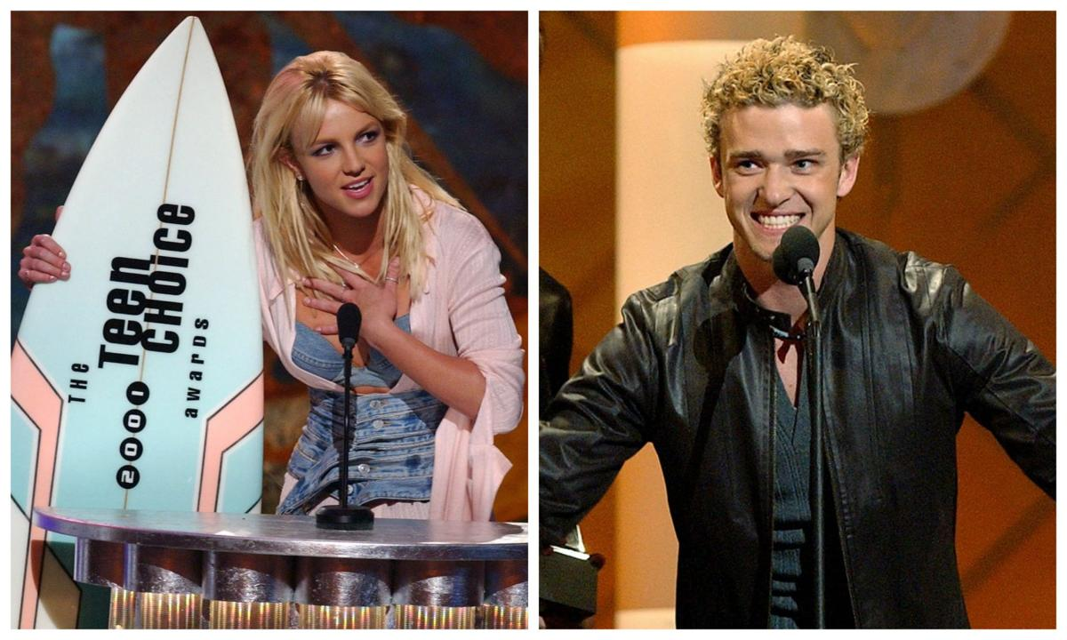 Is A Justin Timberlake Britney Spears Musical Reunion In The Works Music Madison Com