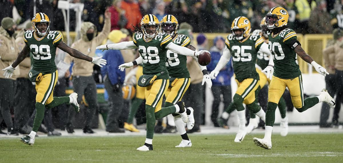 Tramon Williams - Packers vs. Panthers