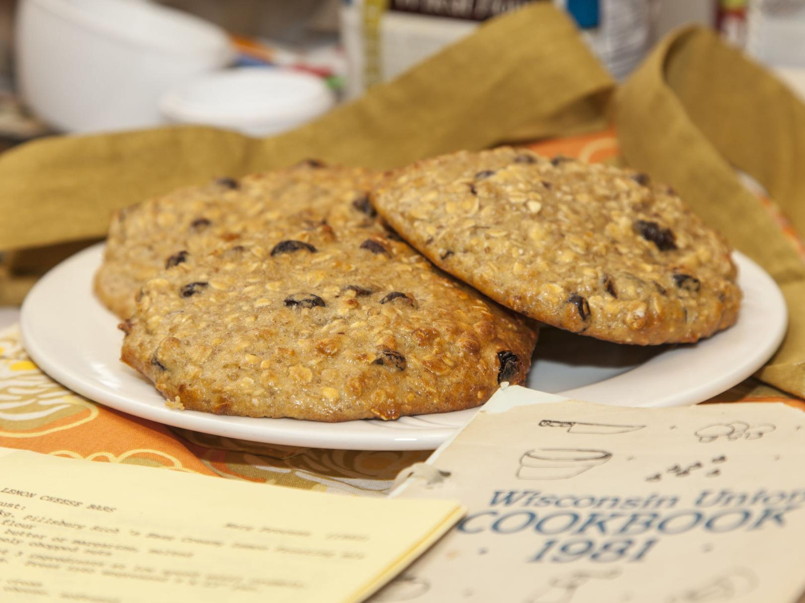 Ted Odell Dies Without Revealing His Legendary Guerrilla Cookie Recipe Local News Madison Com