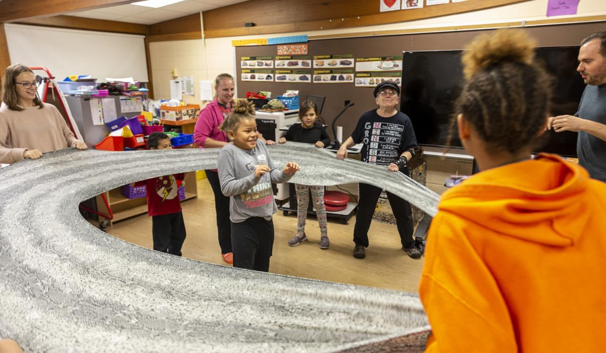 Lake View Elementary class for whole family aims to stop bullying