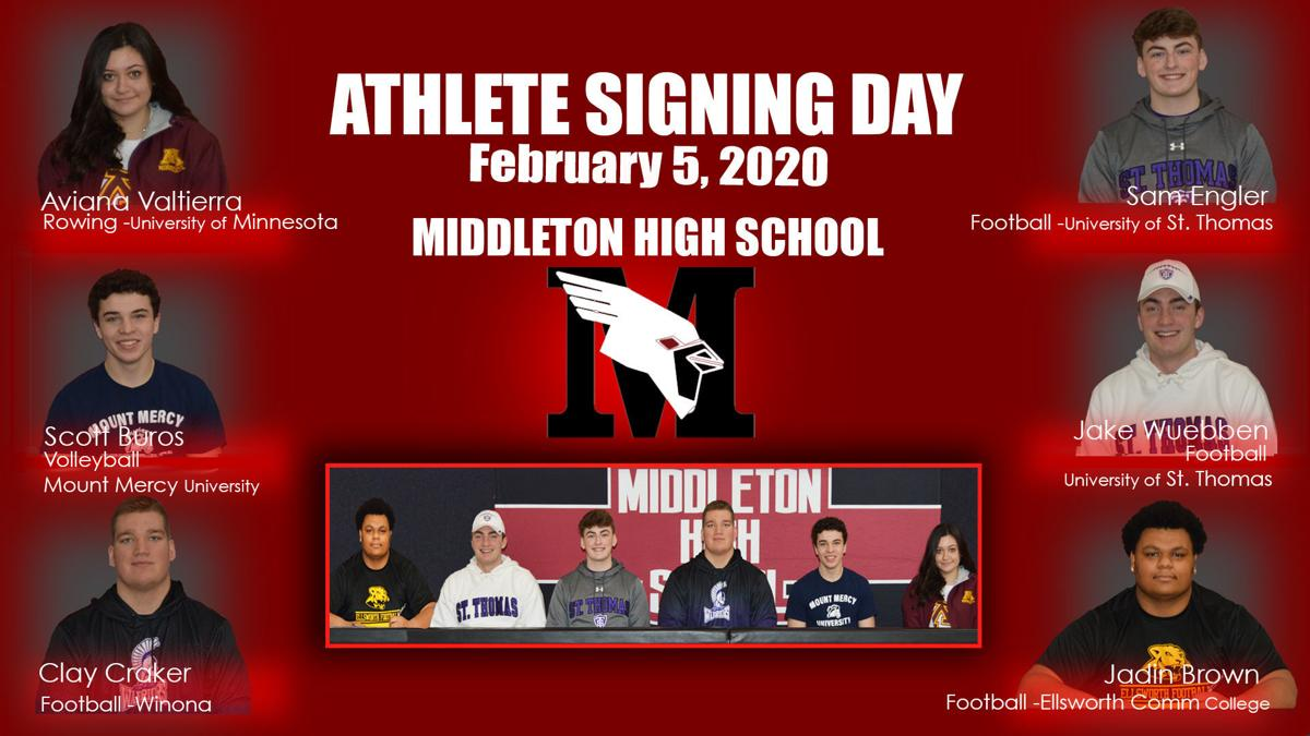Middleton february signings