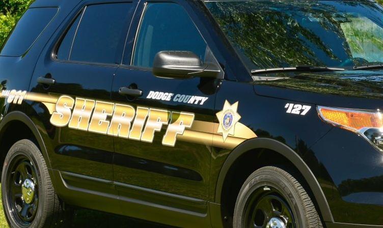 Dodge County Sheriff squad tight crop