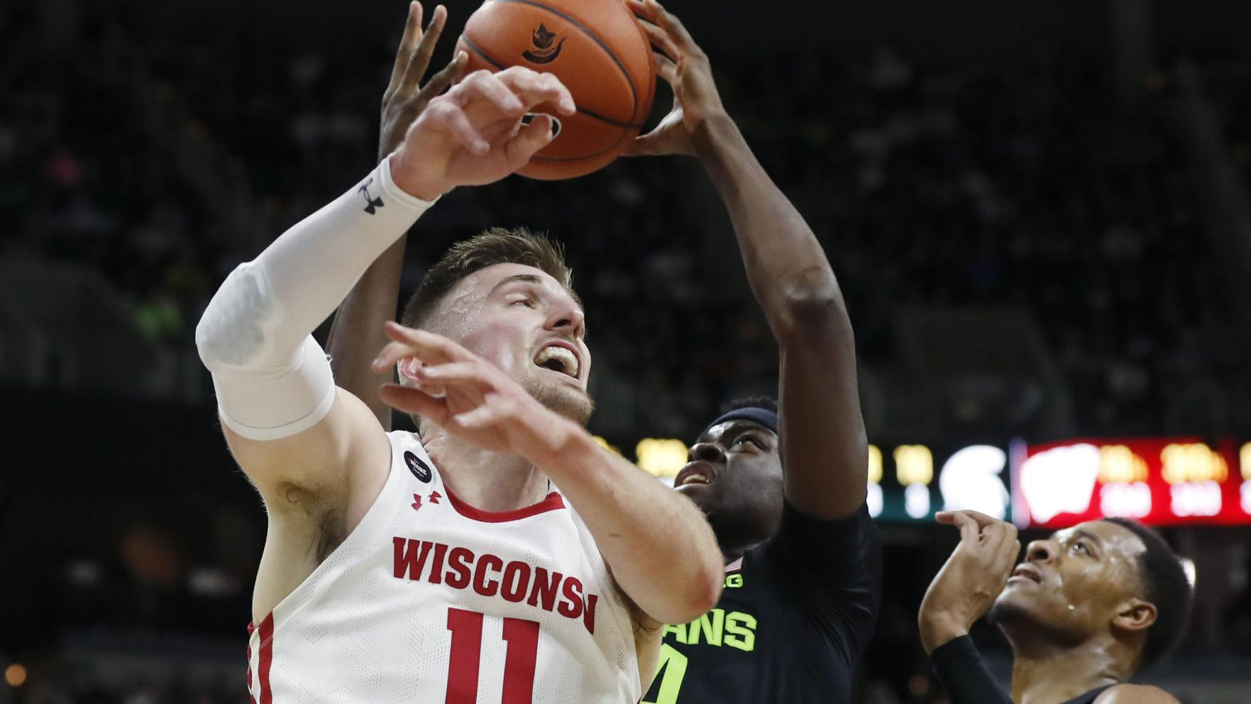 Heat check: Wisconsin Badgers fail Big Ten test as Michigan State Spartans continue dominance