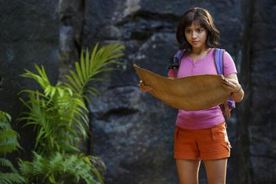 New live-action 'Dora' features a more grown up explorer