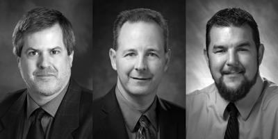 Craig Riley, Todd Buhr, Andrew Wilkowski