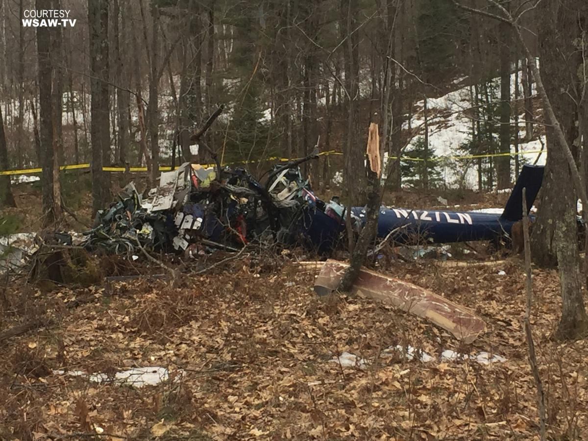 Medical helicopter crash