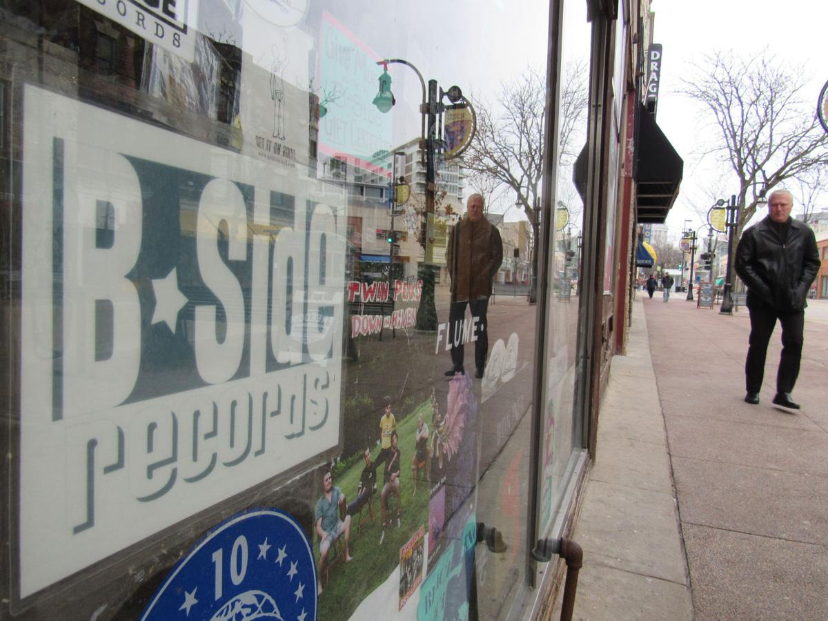 Crash Madison Plan State Street >> B Side Records To Continue After Heartwarming Response Madison