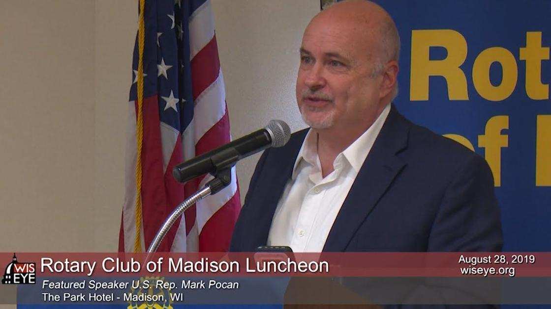 WisEye Morning Minute: U.S. Rep. Pocan Discusses Redistricting