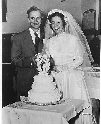 Happy 70th Anniversary Earl & Marian Mylrea