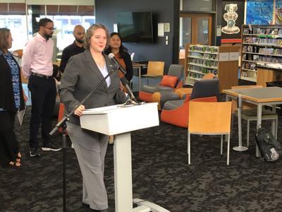 Mayor Satya Rhodes-Conway announces operating budget