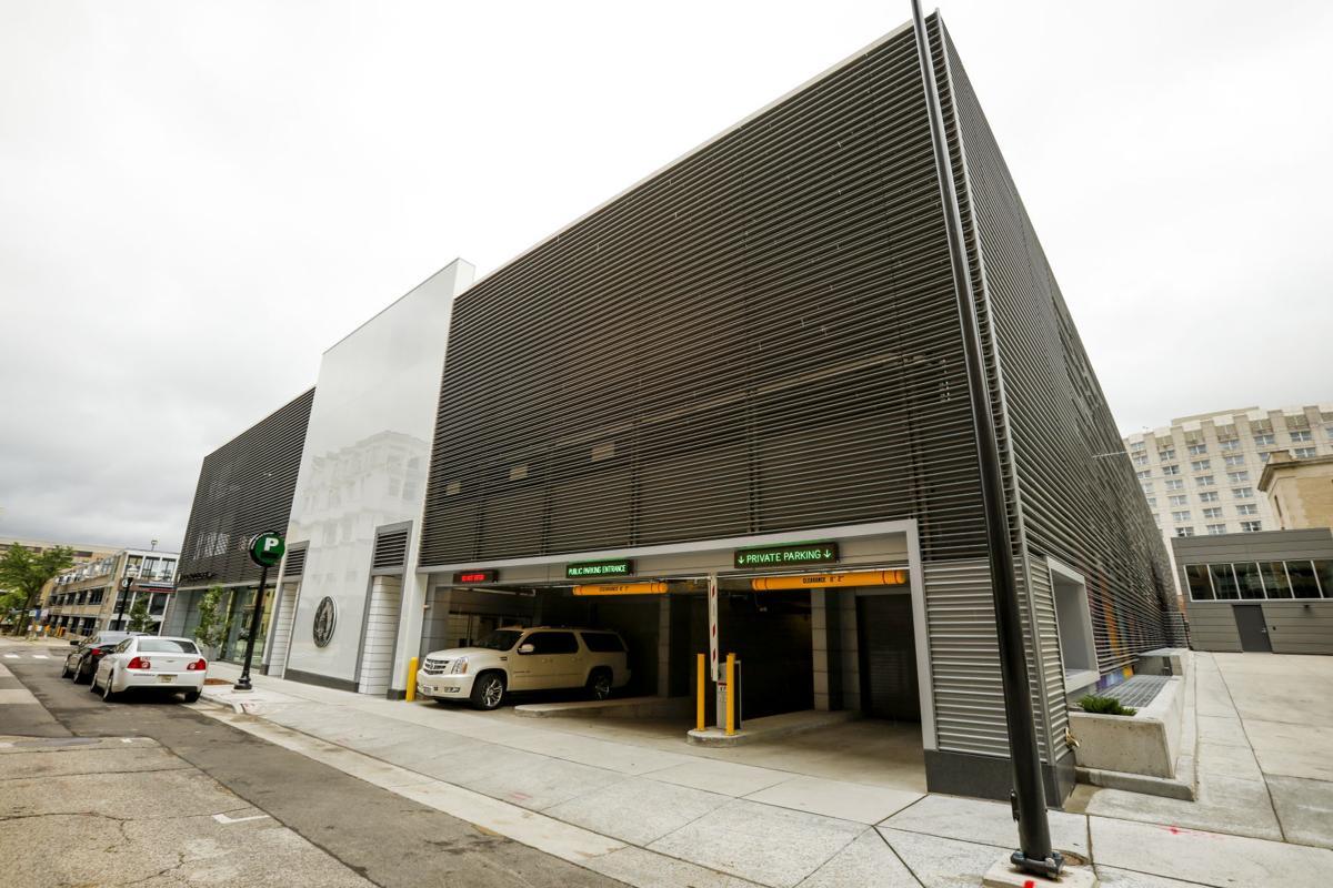 Wilson Street Garage