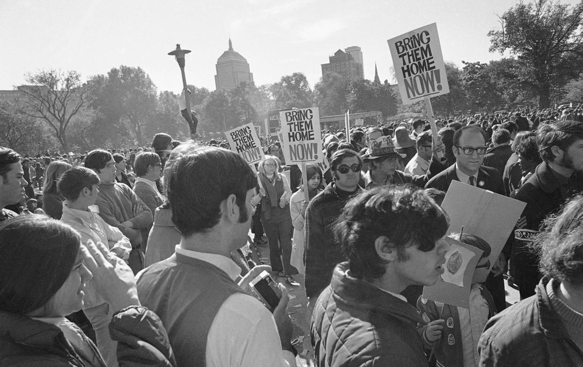 Oct. 15: Moratorium Day Boston
